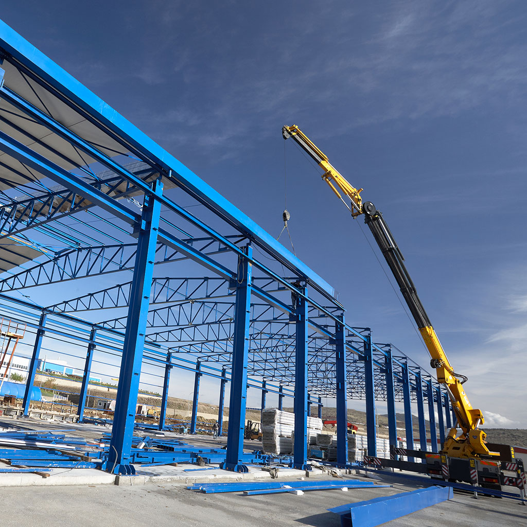 Onewood-Group-Steel-Frame-Warehousing